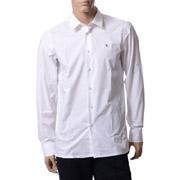 ラフシモンズ コットンシャツ ベーシック ホワイト