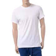 ハイダーアッカーマン バックプリントTシャツ コットン ホワイト