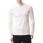 ラフシモンズ ロールネックTシャツ ホワイト