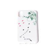ラフシモンズ iPhoneXケース ホワイト