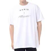 ラフシモンズ ツアービッグフィットTシャツ コットン ホワイト