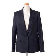 ステラマッカートニー  スーツジャケット ウール ブラック
