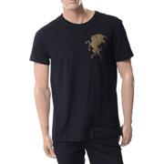 アレキサンダーマックイーン ユニコーン半袖Tシャツ ブラック