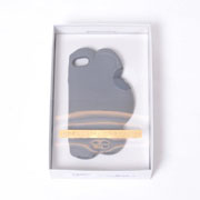ステラマッカートニー  クラウドiPhone7用ケース シリコン グレー