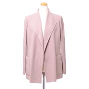 アニオナ ジャケット カシミア 薄いピンク