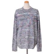 ミッソーニ 丸襟セーター ウール ミックス