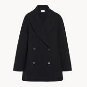 ザ・ロウ テーラードジャケット ウール ブラック
