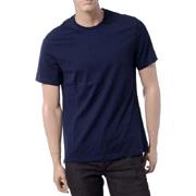 ニールバレット シングルサンダープリントTシャツ コットン ネイビー