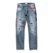 スタジオセブン Custom Denim Pants Basic カスタムジーンズ コットン インディゴ
