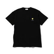 スタジオセブン Mr. confused Basic Tee Tシャツ コットン ブラック