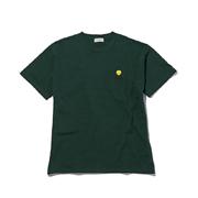 スタジオセブン Mr. confused Basic Tee Tシャツ コットン グリーン