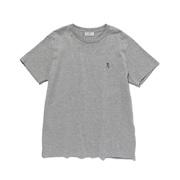 スタジオセブン 7S Logo Skinny Tee Tシャツ コットン ヘザーグレー