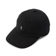 スタジオセブン 7S Logo Cap7 Sロゴキャップ コットン ブラック