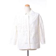 エルマノシェルビーノ 刺繍ジャケット