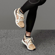 ステラマッカートニー  ラメスニーカー adidas by STELLA McCARTNEY ゴールド