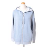 メゾンウーレンス トラベルキットジャケット 商品名素材 ホワイトブルー