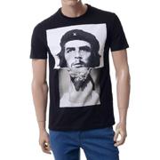 ニールバレット チェゲバラ銅像Tシャツ ブラック