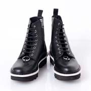 ニールバレット ブーツ ホワイト ブラック