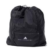 ステラマッカートニー アディダス adidas 2WAYバックパック プレーンウィーブ ブラック