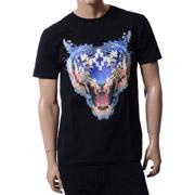 マルセロブロン Tシャツ tiger t-shirt ブラック