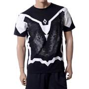 マルセロブロン Tシャツ wolf race t-shirt ブラック