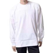 フルビーケー ビーエムエックスジャージーロングTシャツ ポリエステル ホワイト