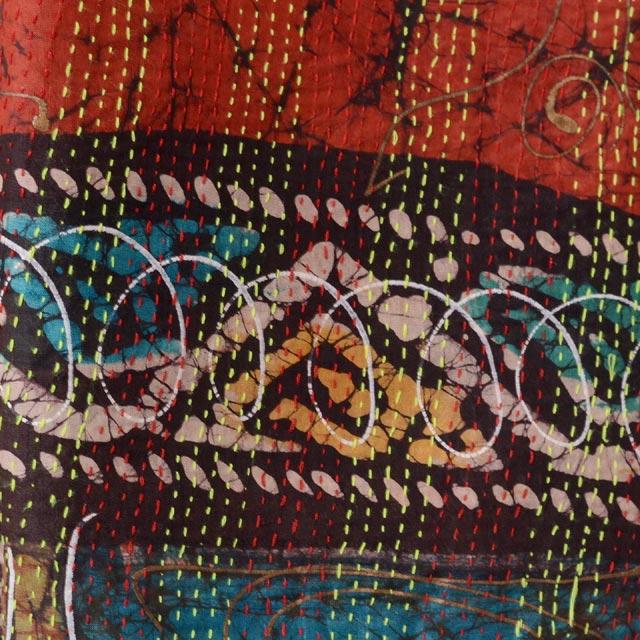 カンタ刺繍