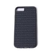 ディースクエアード ロゴiPhone8用ケース iPhone7 6S/6対応 ブラック