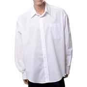 ジェイクベルフォート オーバーフィットシャツ コットン ホワイト