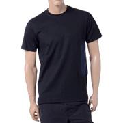 ティムコペンズ ジャージージップポケットTシャツ ネイビー