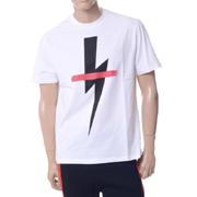 ニールバレット サンダーボルトTシャツ ホワイト