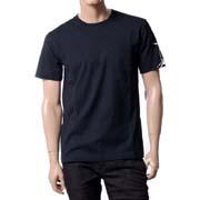 フェノメノン カットオフスリーブTシャツ コットン ブラック