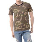 フェノメノン 86ED Tシャツ コットン カモフラージュ