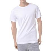 パブリックスクール 切替Tシャツ ホワイト