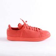 ラフシモンズ アディダス(adidas) スニーカー スタンスミス stan smith レッド