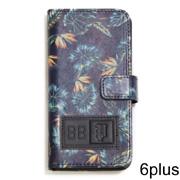 フェノメノン iPhone6Plus用ケース アロハ ブラック