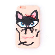 ディースクエアード iPhone6・6sケース ピンク