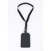 ディースクエアード iPhone6用ネックショルダーケース レザー ブラック