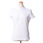 ディースクエアード ポロシャツ ホワイト