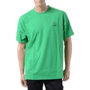 ラフシモンズ フレッドぺリー FRED PERRY バックプリントTシャツ コットン グリーン