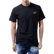 ラフシモンズ Tシャツ コットン ブラック