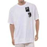 ラフシモンズ フレッドペリー Tシャツ コットン ホワイト