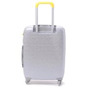 FPM ファブリカペレッテリエミラノ スーツケース小 樹脂加工 グレー