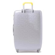 FPM ファブリカペレッテリエミラノ スーツケース大 樹脂加工 グレー